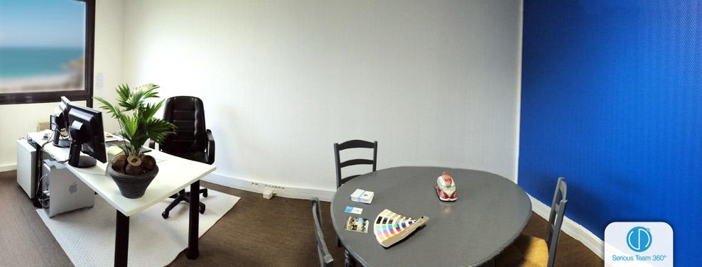 Serious Team 360° photo de l'agence : bureau / salle de réunion ; crédits : ©Serious Team 360°