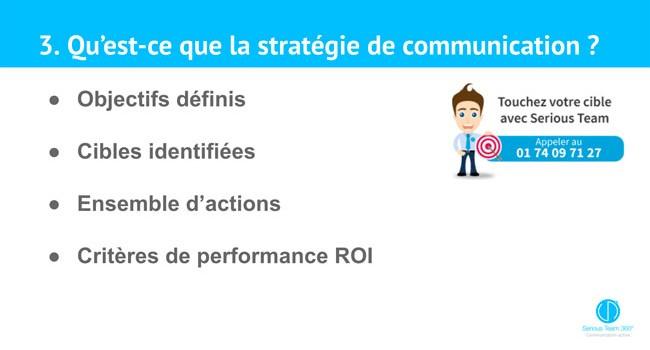 Atelier construire une stratégie de communication performante !