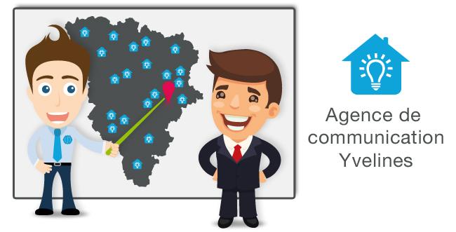 Comment trouver une agence de communication dans les Yvelines ?