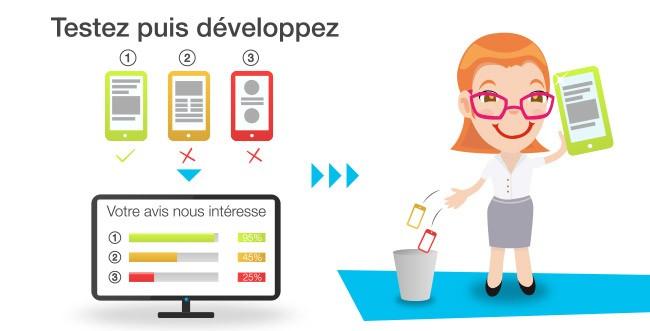 Entreprises, profitez du digital pour tester et innover afin de dégager de nouvelles sources de revenus
