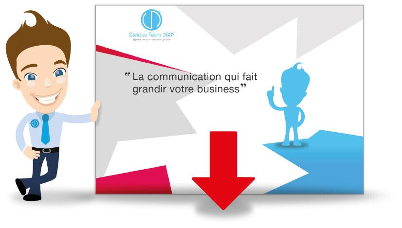 Télécharger la présenation de l'agence - CLIQUEZ ICI -