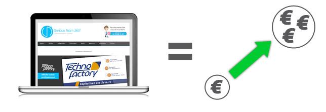 Quelle est l'efficacité commerciale de votre site web ?