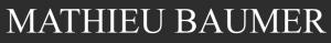 logo Mathieu Baumer
