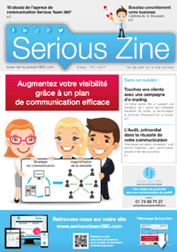 Serious zine journal communication yvelines 2