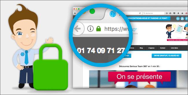 Votre site web sécurisé en Https