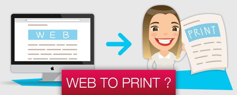 Qu Est Ce Que Le Web To Print Agence De Communication Yvelines